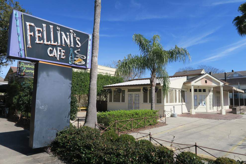"Fellini's Café in Mid-City closes, but menu ""merges"" with a nearby eatery _lowres"