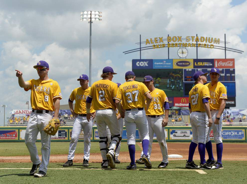 Three thoughts on LSU's regional victory from Advocate columnist Scott Rabalais _lowres