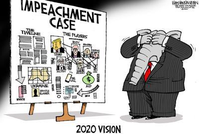 Walt Handelsman: 2020 Vision