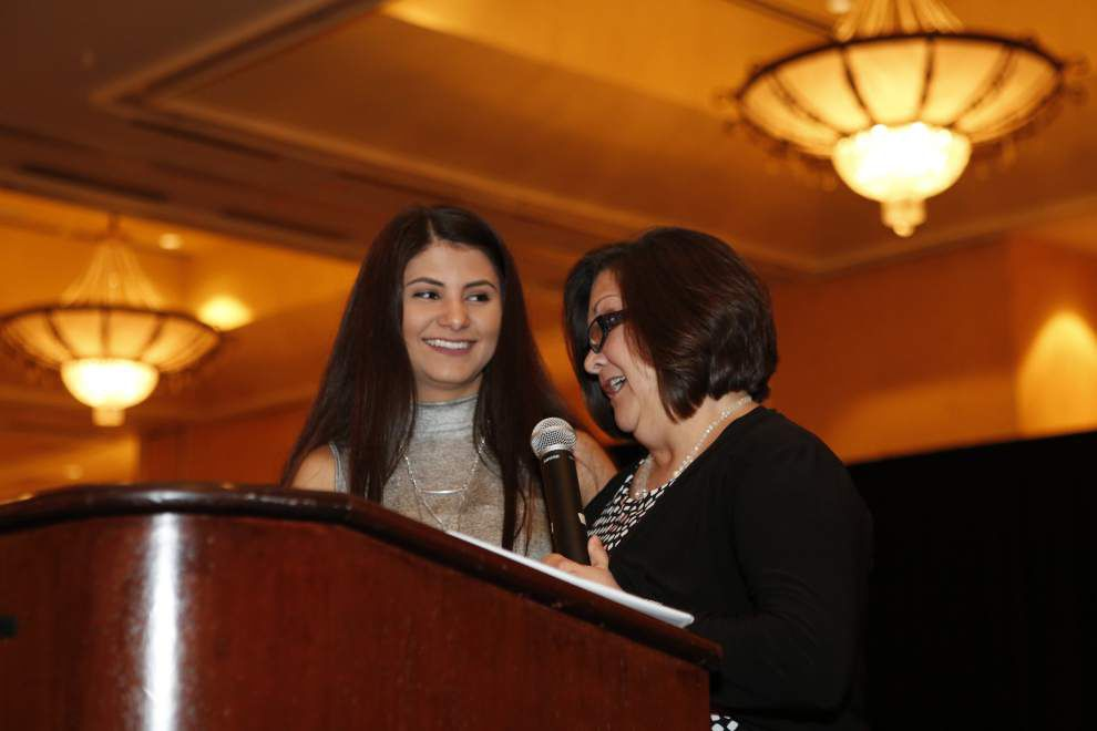 Cabrini High School Mother Daughter Luncheon celebrates faith, family, friendship _lowres
