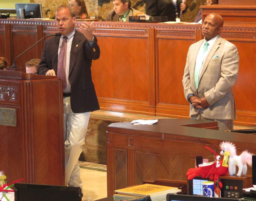 Louisiana House chooses competing plans for Baton Rouge courts that consider racial demographics _lowres