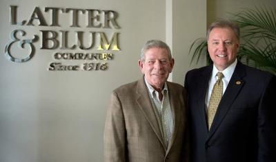 New Orleans-based Latter & Blum doubles its size with acquisition of Houston real estate firm _lowres