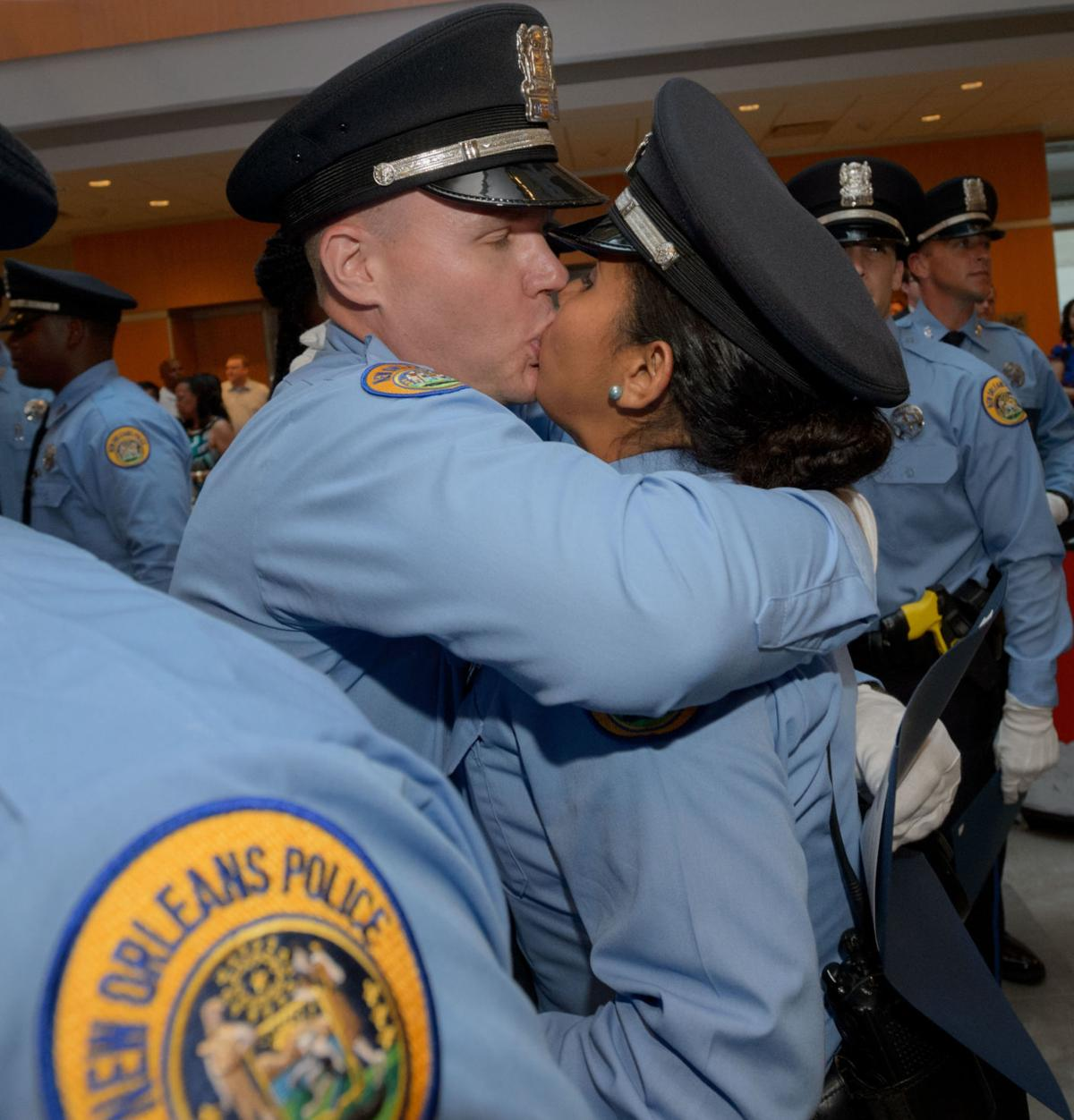 New Orleans Police Department Graduates 26 New Recruits