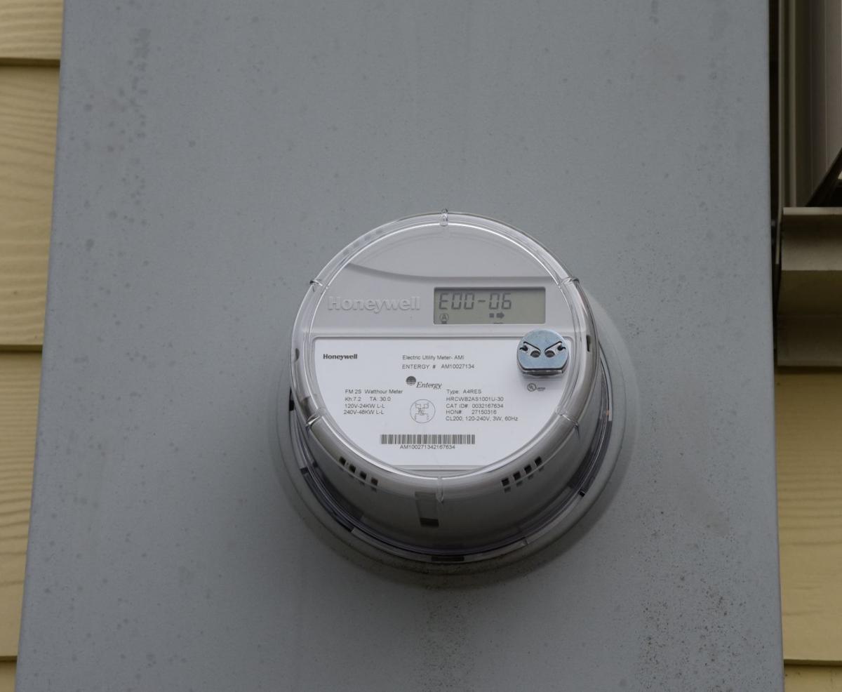 Entergy smart meter 3