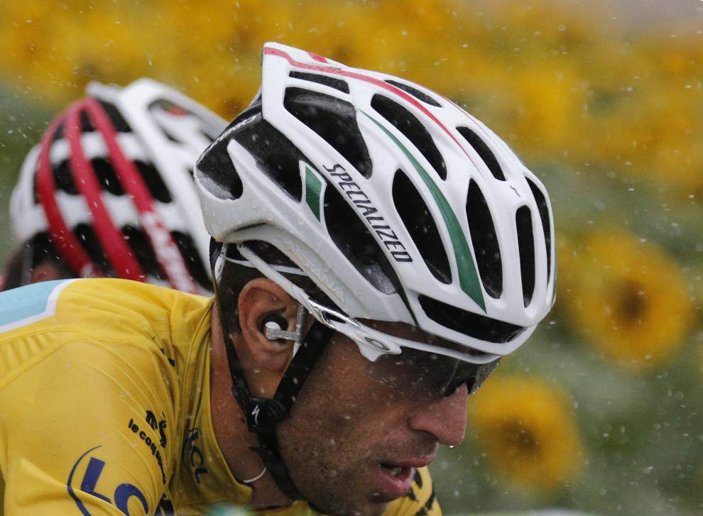 With Vincenzo Nibali in command, Tour de France about 2nd place _lowres