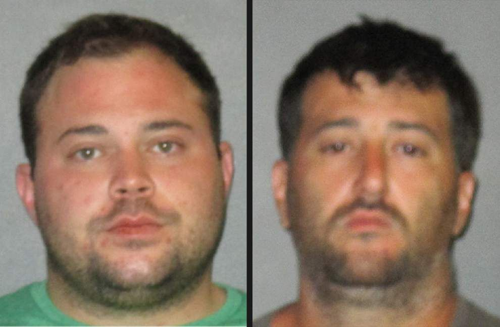 Two accused of hate crimes in separate Baton Rouge incidents this week _lowres