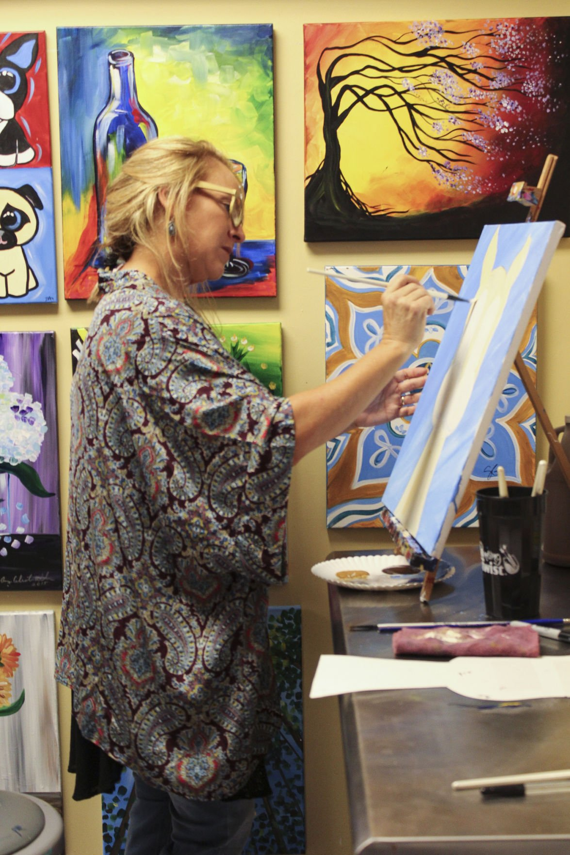 Mandeville Based Painting With A Twist Co Founder Has Close Call