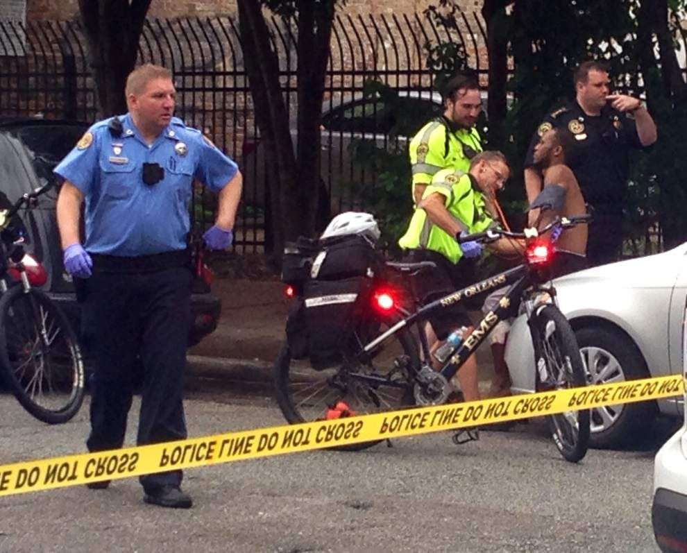 Two wounded during CBD shooting, and other area police news _lowres