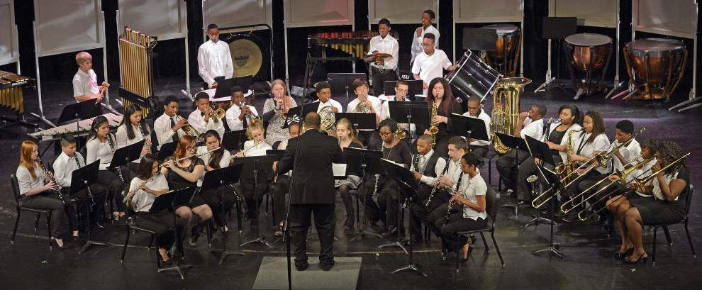 Ascension bands perform at state event _lowres