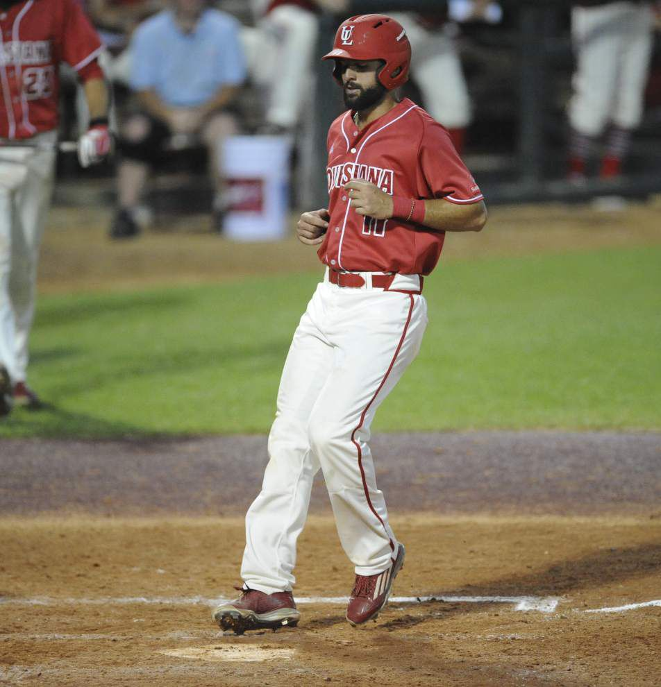 Kyle Clement's three-run homer lifts Cajuns _lowres