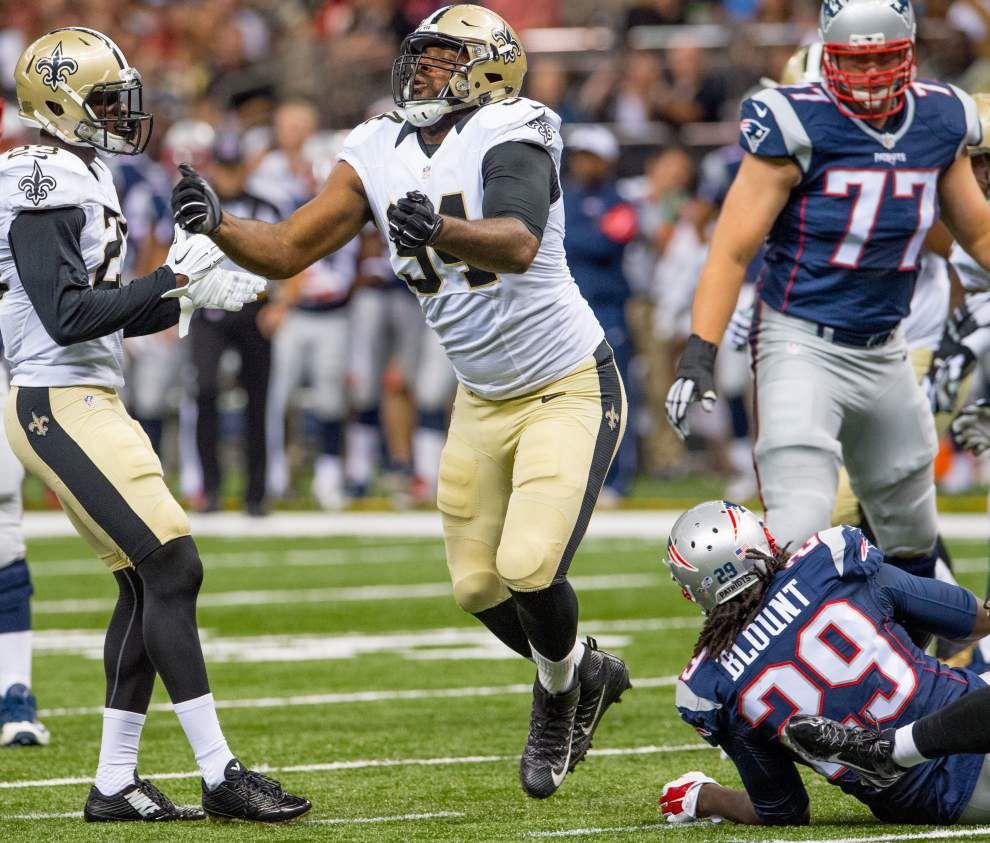 Chat replay: Recap how Saints fared vs. Patriots _lowres