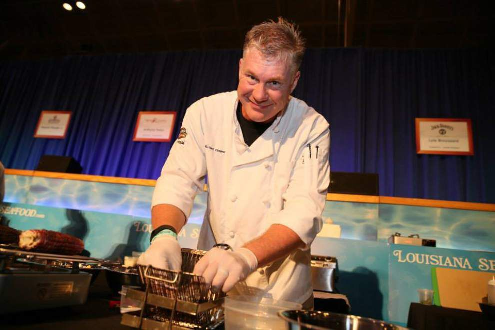 Chefs prepare for 2016 Louisiana Seafood Cook-Off _lowres