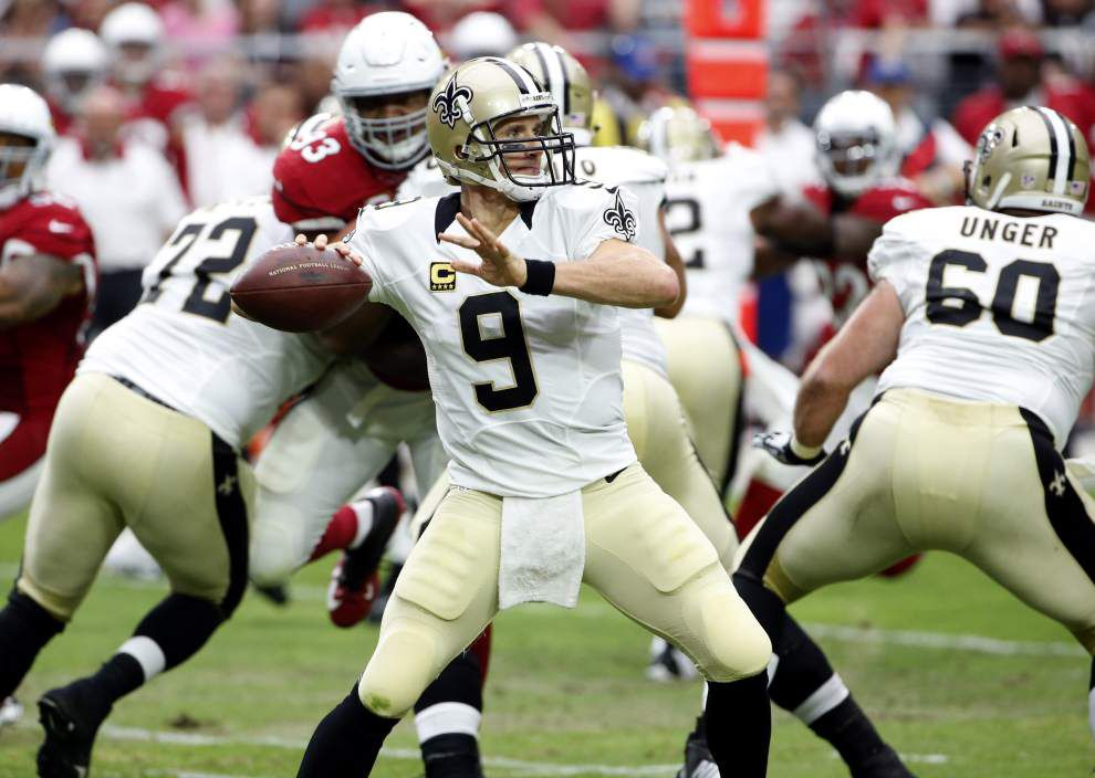 See where the Saints rank on Forbes' list of NFL franchise values _lowres