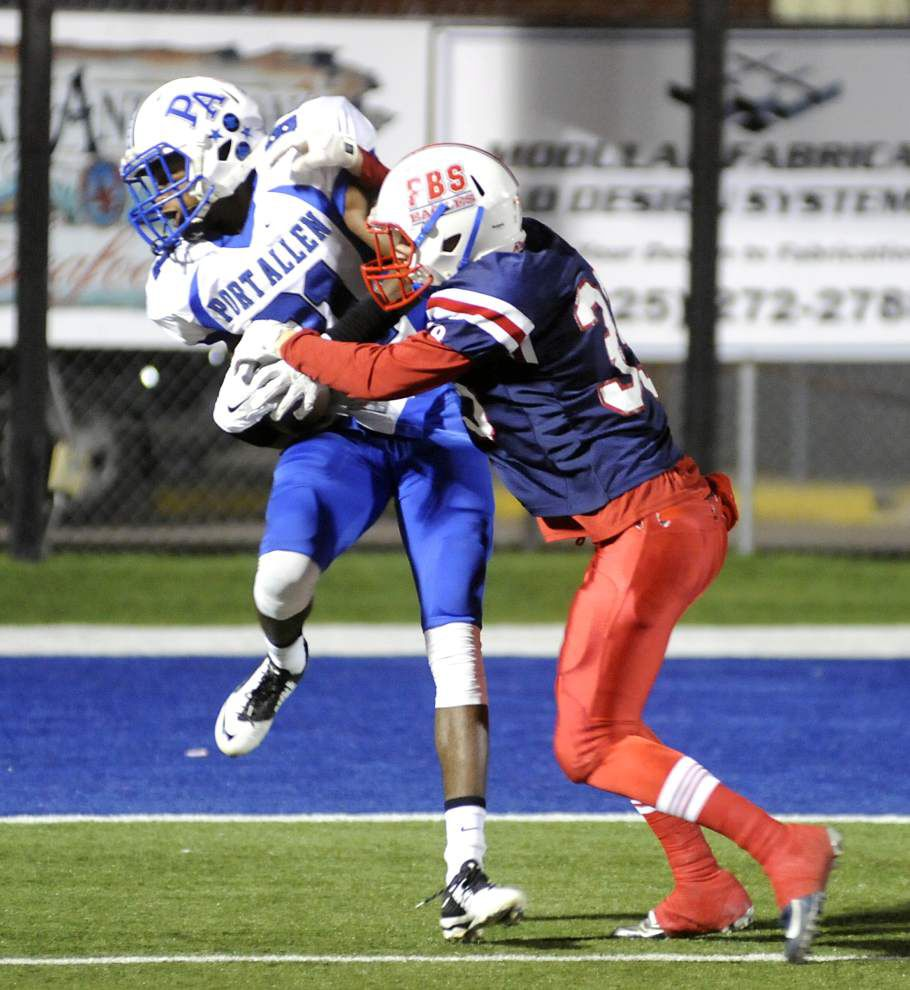 Parkview Eagles claim victory over Port Allen _lowres