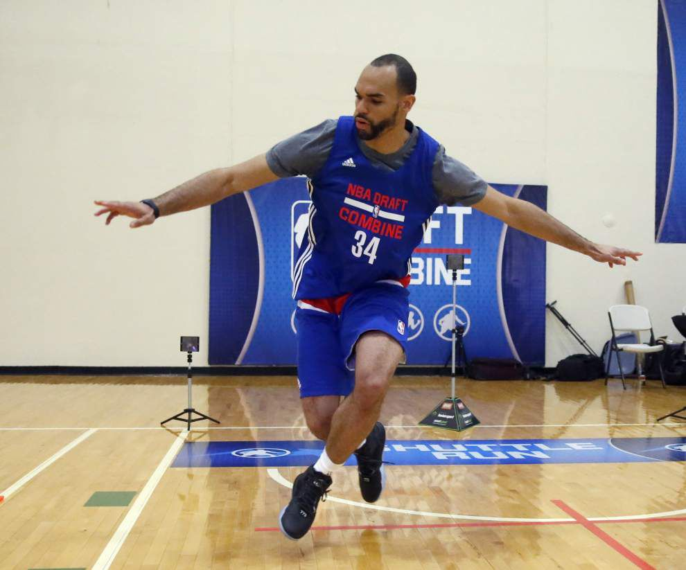 Pelicans draft notebook: Perry Ellis is (finally) heading to the NBA; Michael Gbinije thinks New Orleans could be the one _lowres