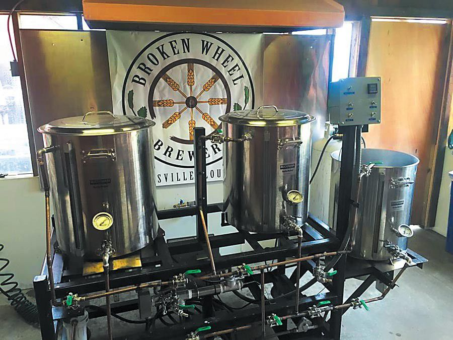 Broken Wheel Brewery opens in Marksville, Louisiana_lowres