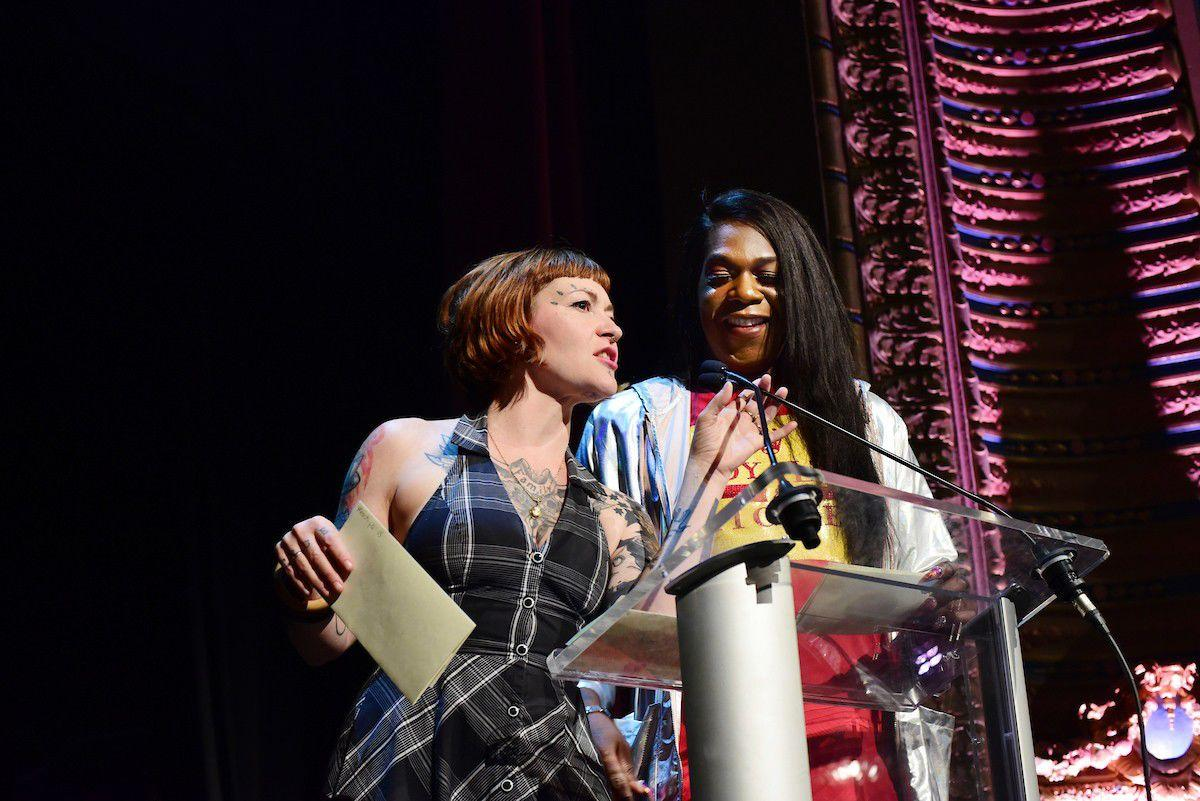Musicians and stage artists honored at 30th annual Big Easy Awards_lowres