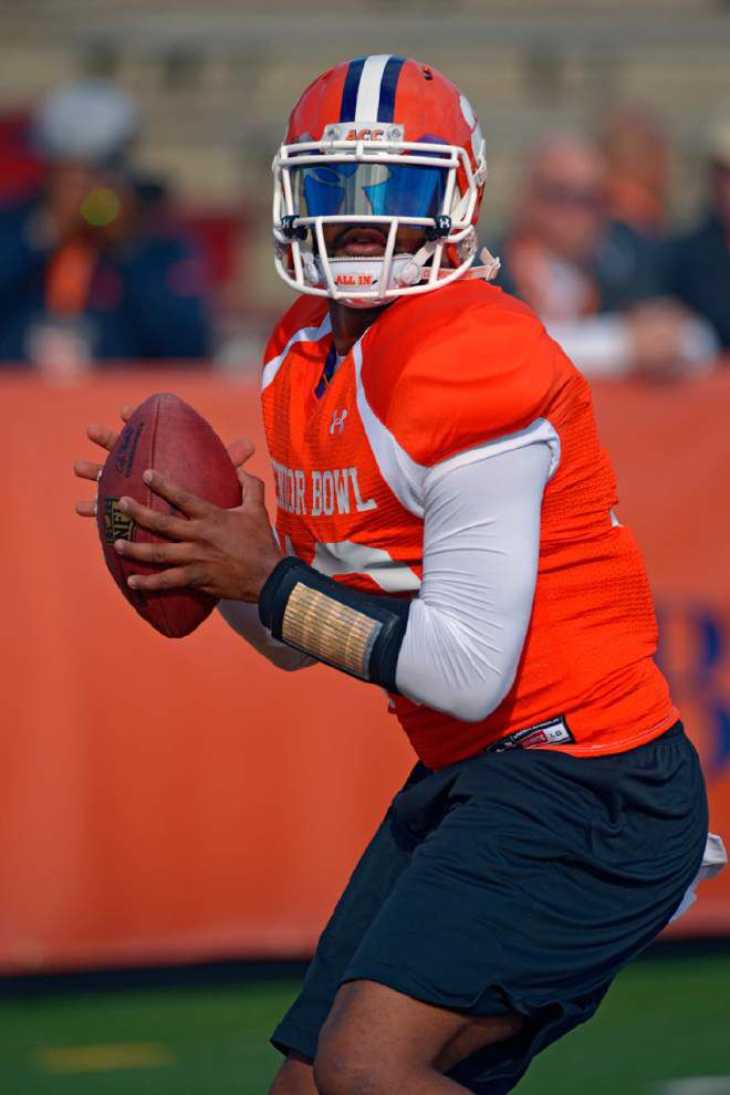 Video: Wednesday was normal, but chilly day at Senior Bowl _lowres