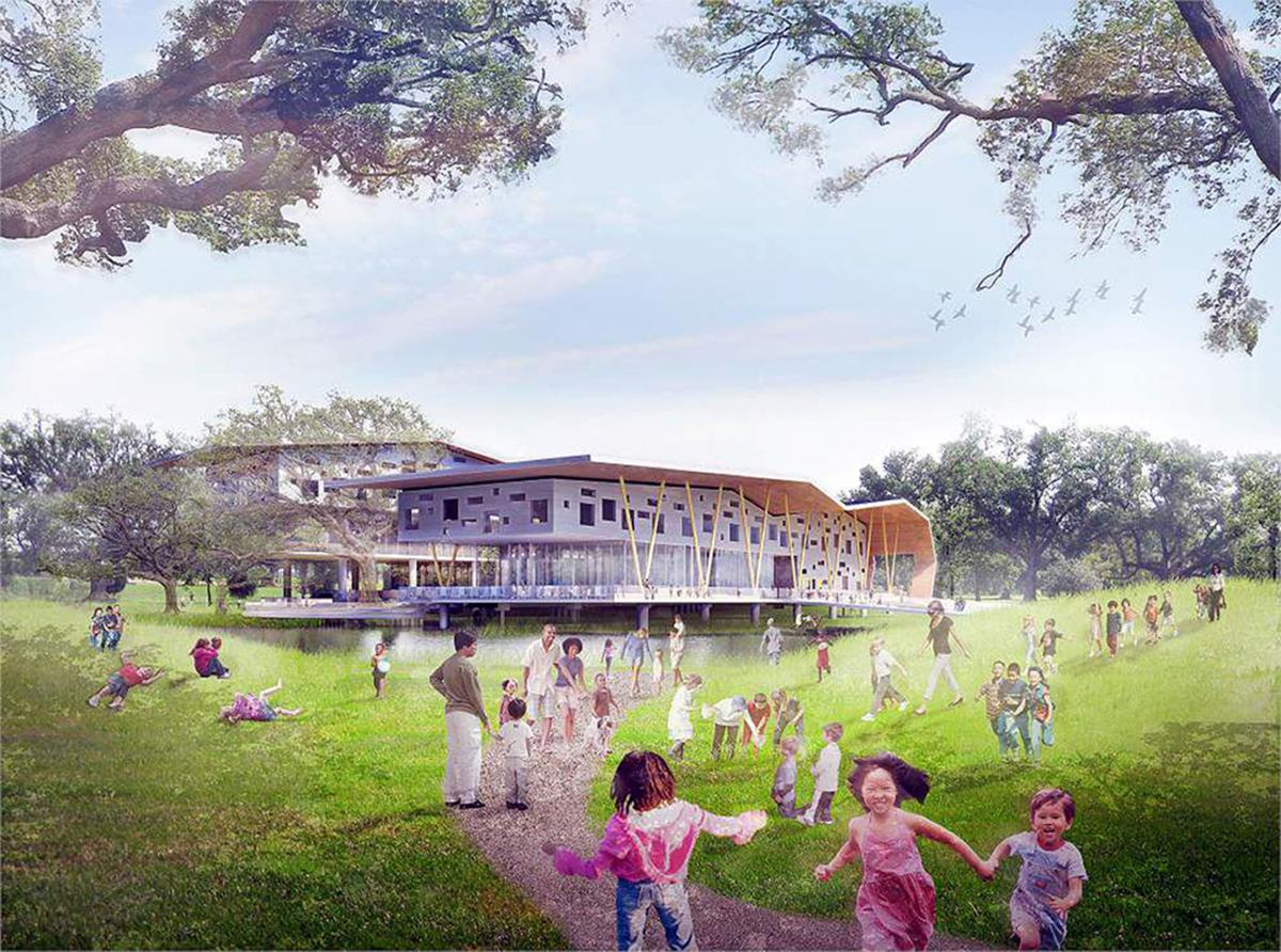 Childrens Museum To Break Ground Saturday On New City Park Home