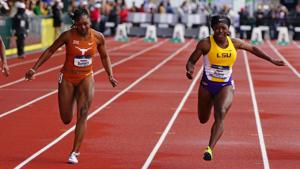 LSU track star Mikiah Brisco wins SEC women's runner of the week honors for second time