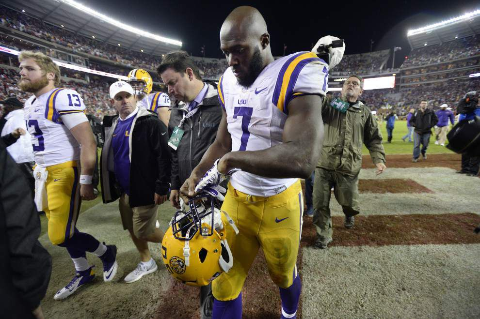 Report: LSU investigating whether Leonard Fournette's family committed NCAA violations _lowres