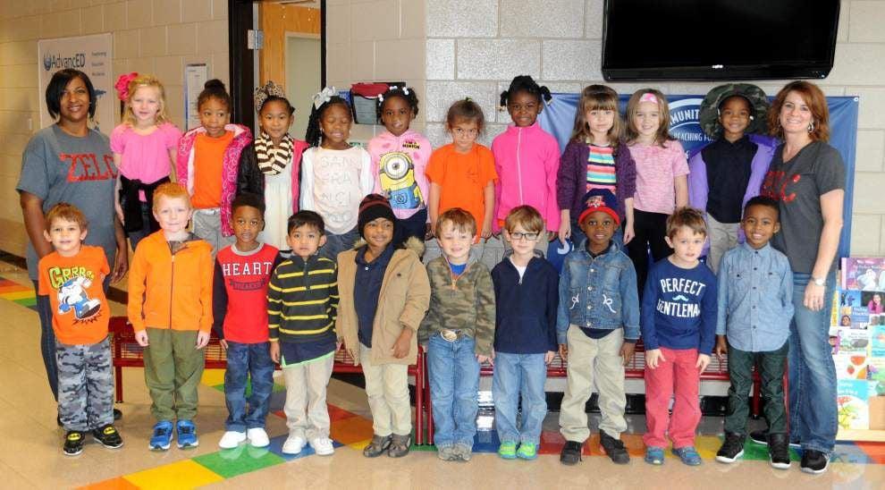 Classroom Spotlight: Zachary Early Learning Center prekindergarten _lowres