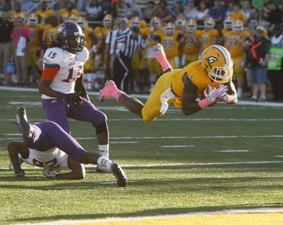 Southeastern Louisiana looks to stay in thick of Southland Conference race _lowres