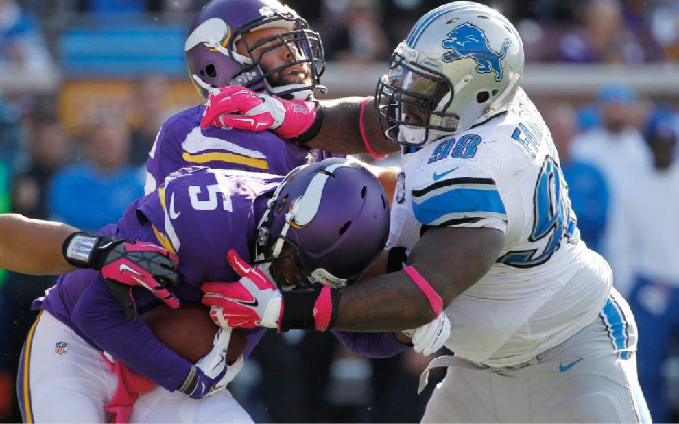 Detroit Lions riding defense into matchup with New Orleans Saints _lowres