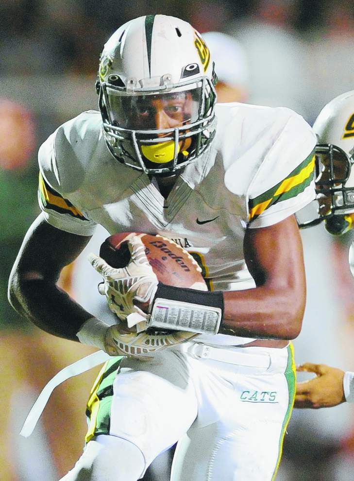 Baton Rouge area football players make commitments _lowres