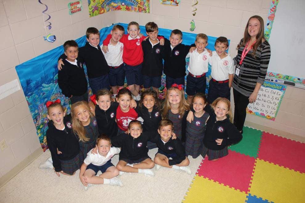 Classroom Spotlight: St. John Primary School second-grade _lowres