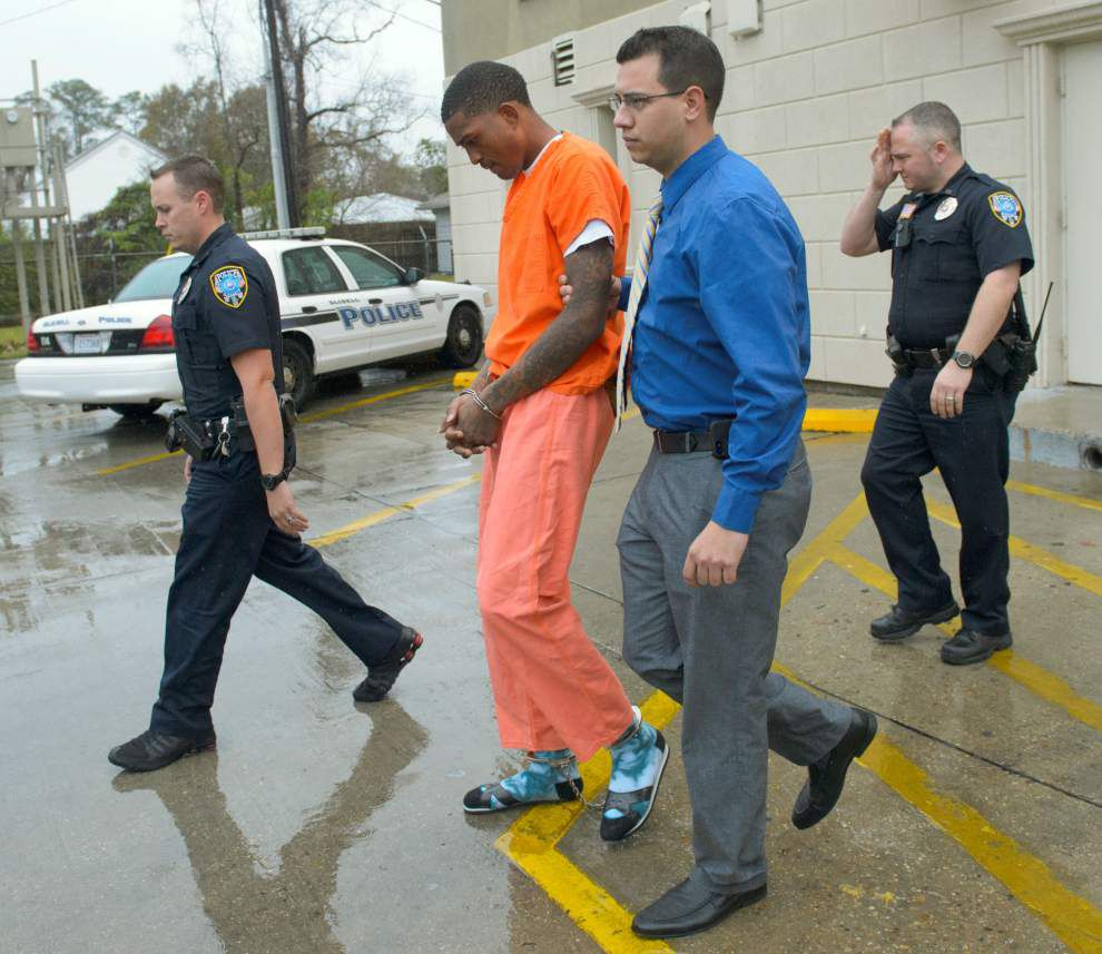 Suspect in Olde Towne shooting charged with first degree murder _lowres