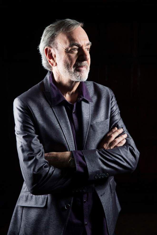 Love, discipline fuel Neil Diamond's latest album _lowres