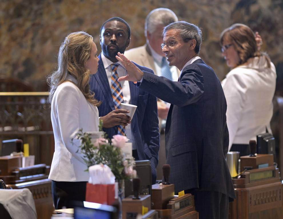 Emotional debate ends with Louisiana House's approval of medical marijuana bill _lowres