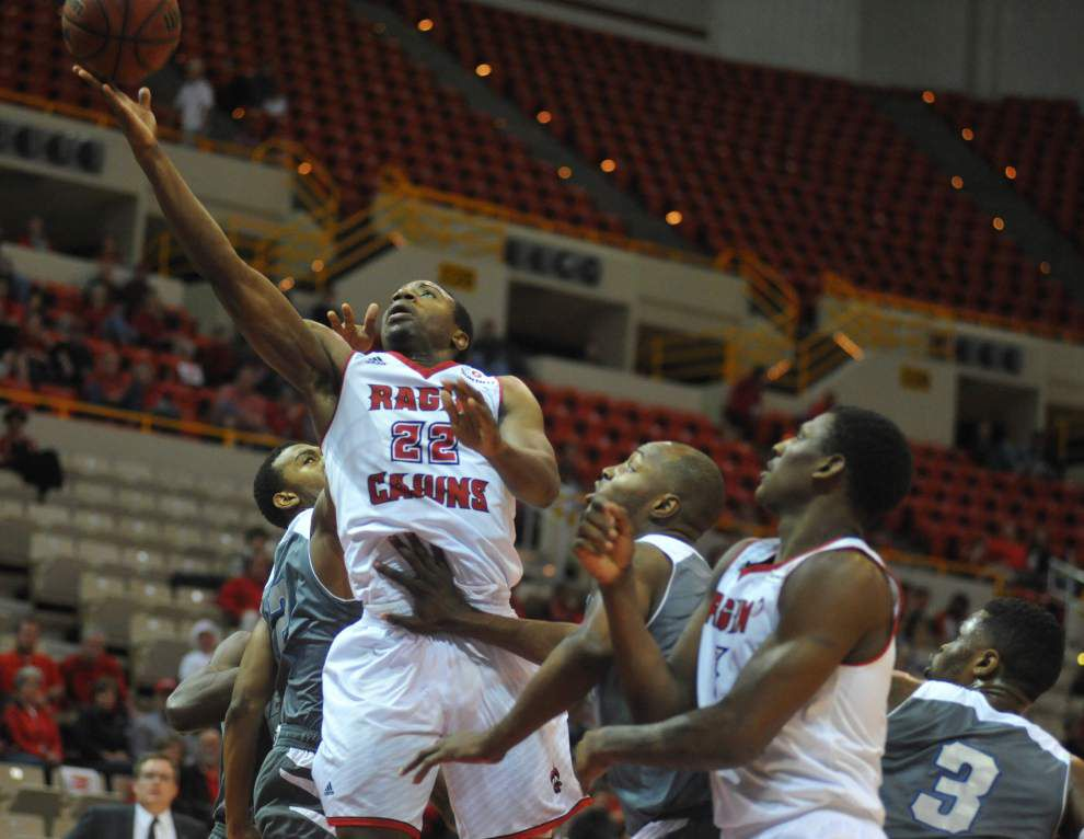 Ragin' Cajuns' Johnathan Stove is heating up (on defense) _lowres