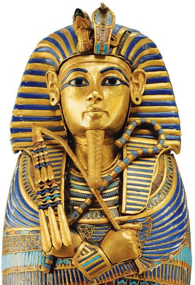Our Views: Waxing nostalgic for the days when King Tut swept Louisiana _lowres