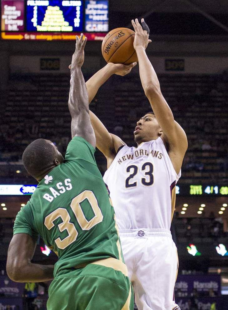 Brandon Bass high on new Pelicans assistant Darren Erman _lowres