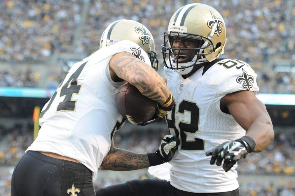 Photos: Saints take down Steelers at Heinz Field _lowres