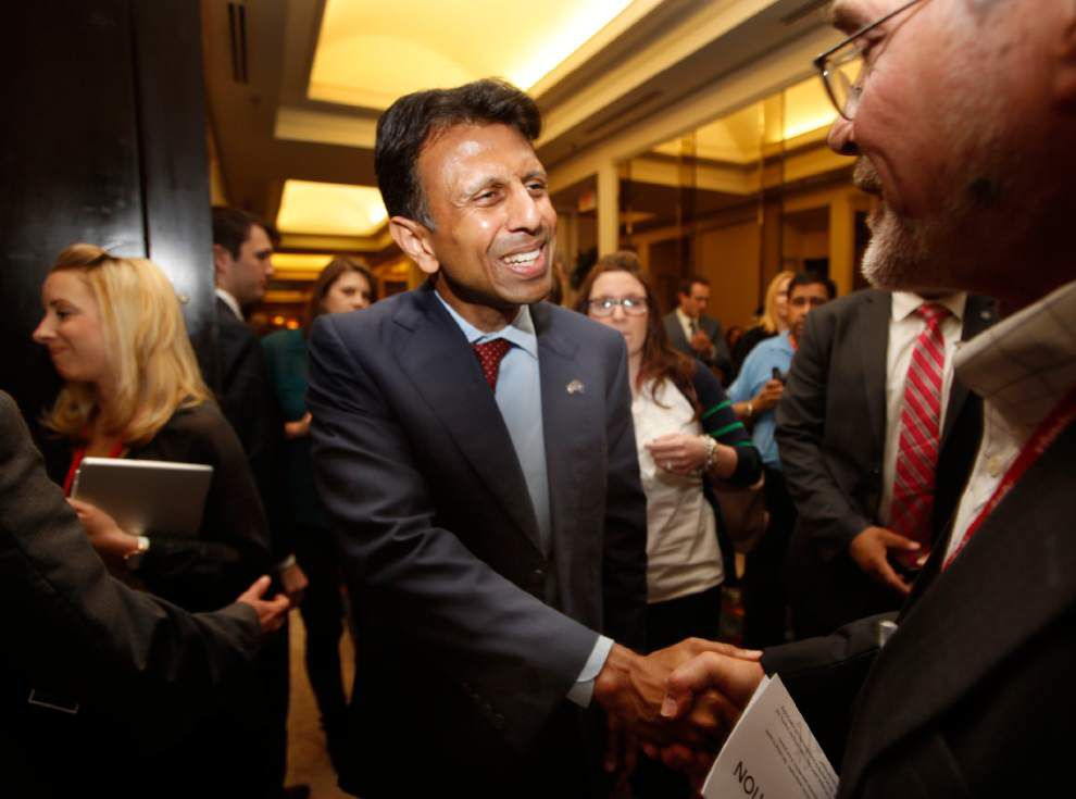 Bobby Jindal's New York Times editorial: Opposes gay marriage, seeks to protect businesses from forced ceremonies _lowres