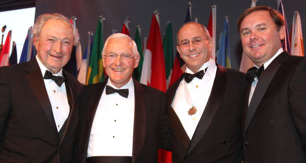 World Trade Center of New Orleans celebrates successes with gala _lowres