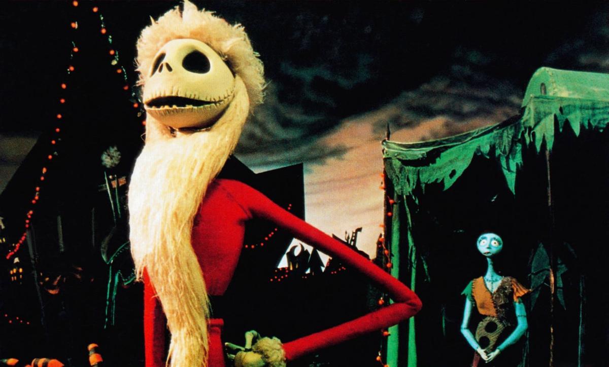 Nightmare Before Christmas. PROVIDED PHOTO BY WALT DISNEY STUDIOS.jpg