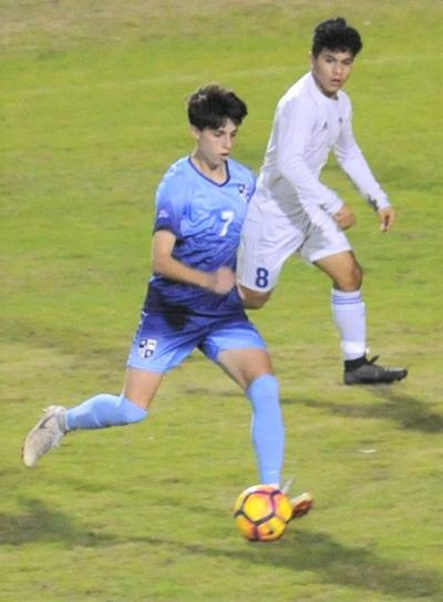 Mateo Villanueva (Northshore High Boys Soccer)