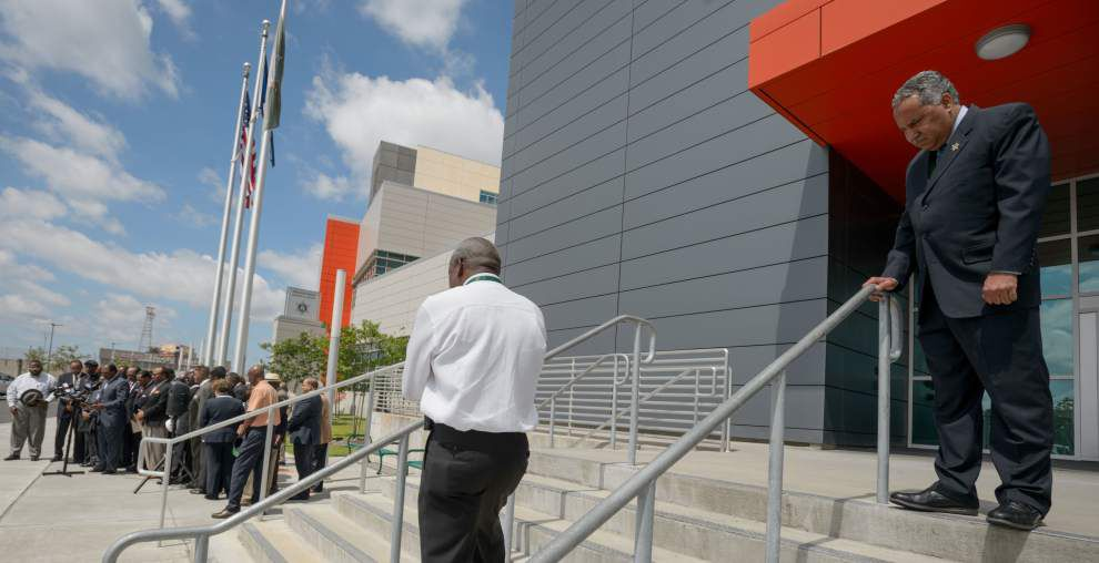 Sheriff Marlin Gusman begins making case for retaining control of city's dysfunctional jail _lowres
