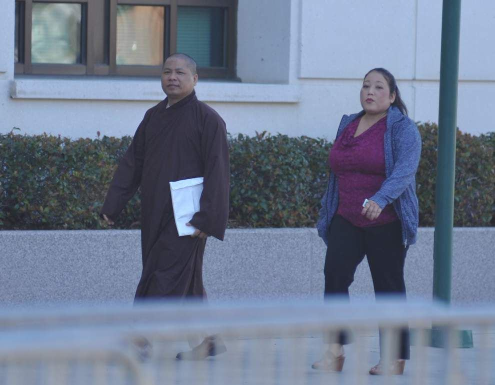 Buddhist monk admits misusing Lafayette temple's money for gambling forays to Louisiana casinos _lowres