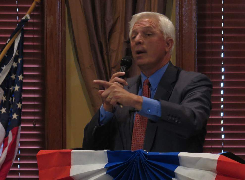 Louisiana AG Buddy Caldwell on criticism by environmental group: 'I must be doing something right' _lowres