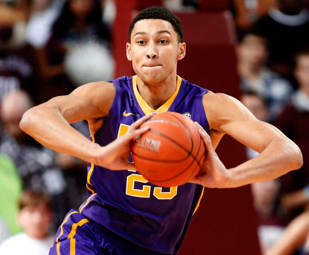LSU's Ben Simmons gets shout-out from President Obama, calls experience 'surreal' _lowres