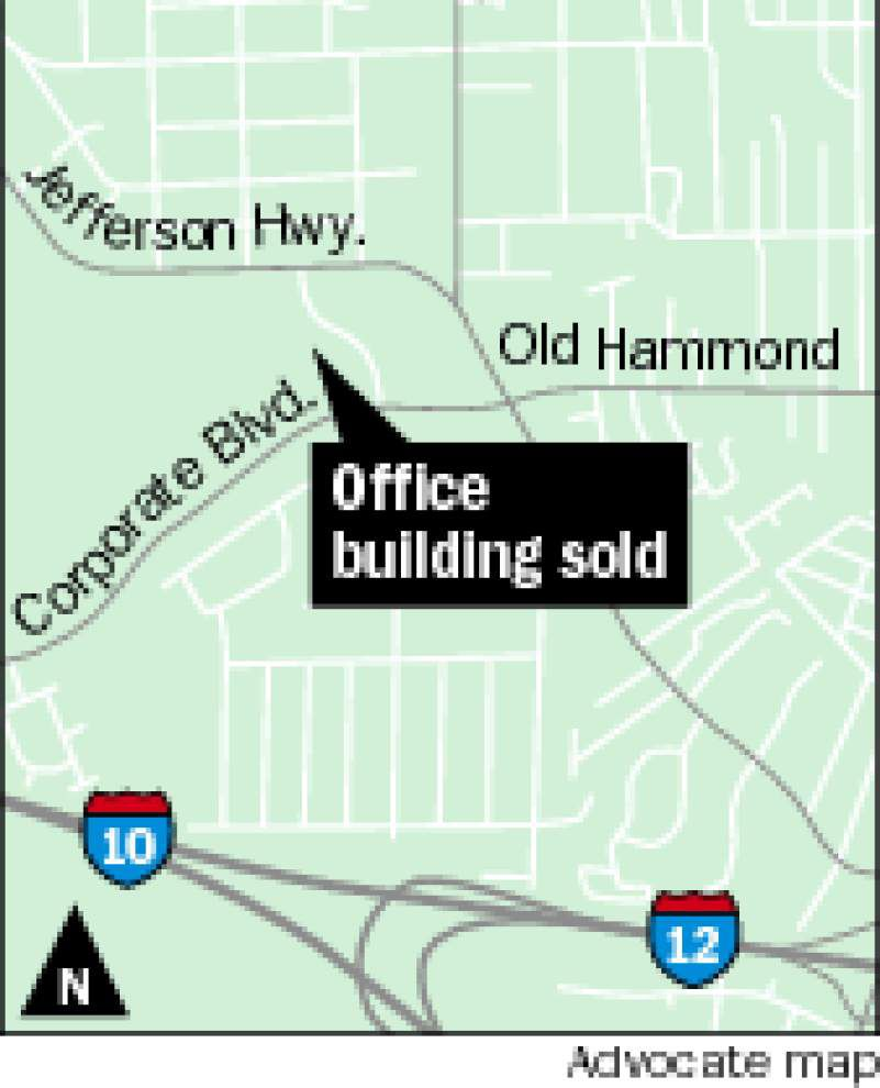 Office building sold for $15.5 million _lowres