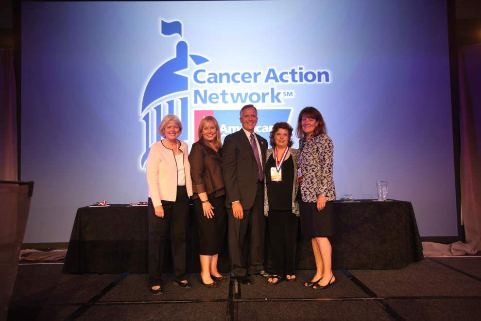 Around Jefferson: Cancer network honors Metairie volunteer _lowres