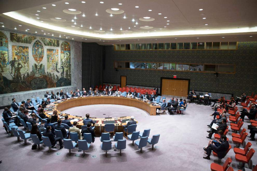 UN Security Council calls for Gaza cease-fire _lowres