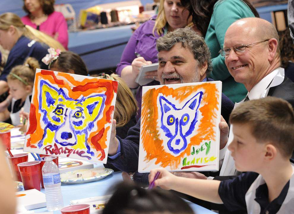 Photos: Remembering George Rodrigue _lowres