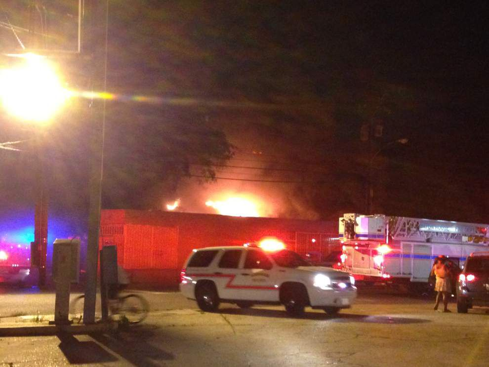 Former occupant suspected in boarding house blaze _lowres